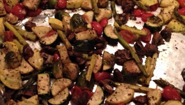 Roasted or Grilled Veggies