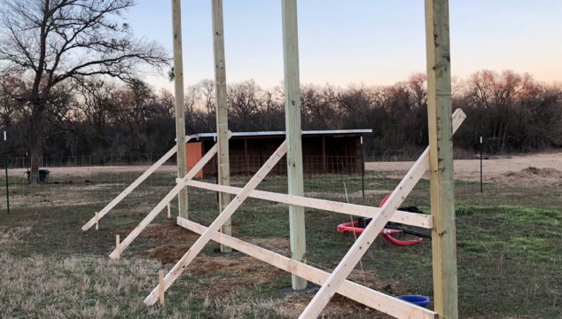 Pole Barn Construction Project – Phase 2