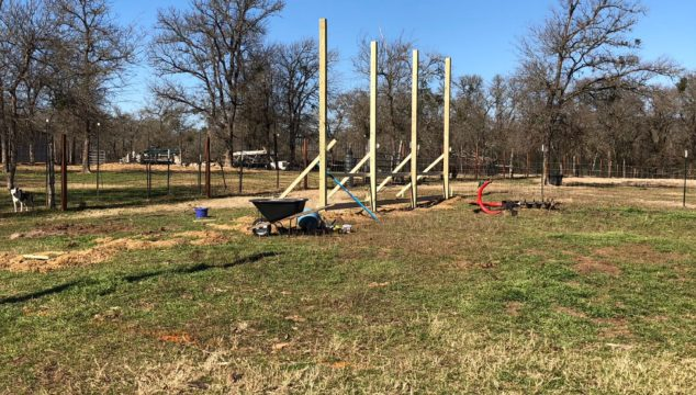 Barn Construction Project – Phase 3